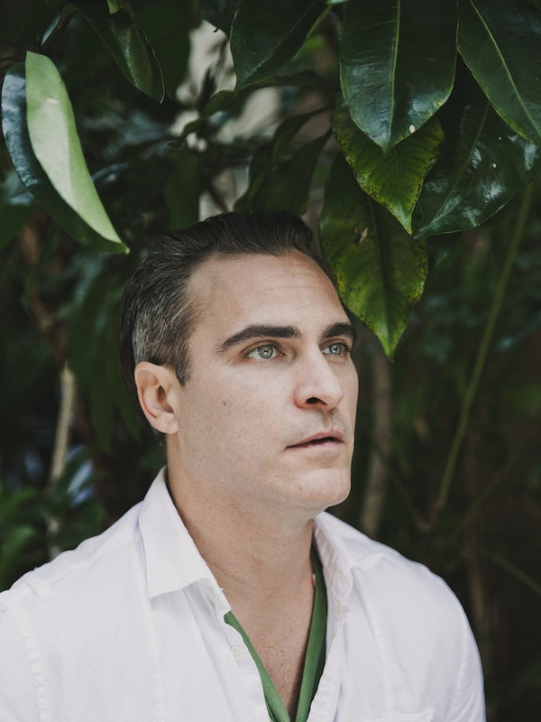 Joaquin Phoenix for the New York Times
