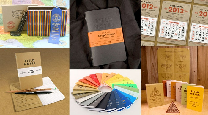 """eadeb22be1c We love Field Notes. Watch this fantastic video from Coudal Partners about  their """"National Crop Edition"""" and see Aaron s impressive memo book ..."""