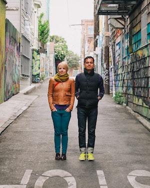 Jen Schuetz & Naz Hamid