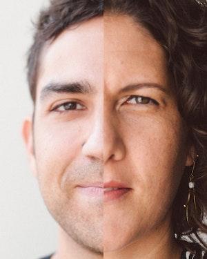 Bryony Gomez-Palacio and Armin Vit