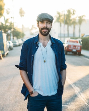 Dean Bradshaw in Venice, California