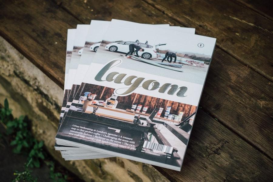 Lagom cover