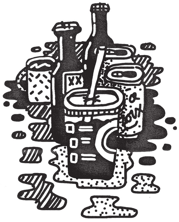 Barrel Body illustration