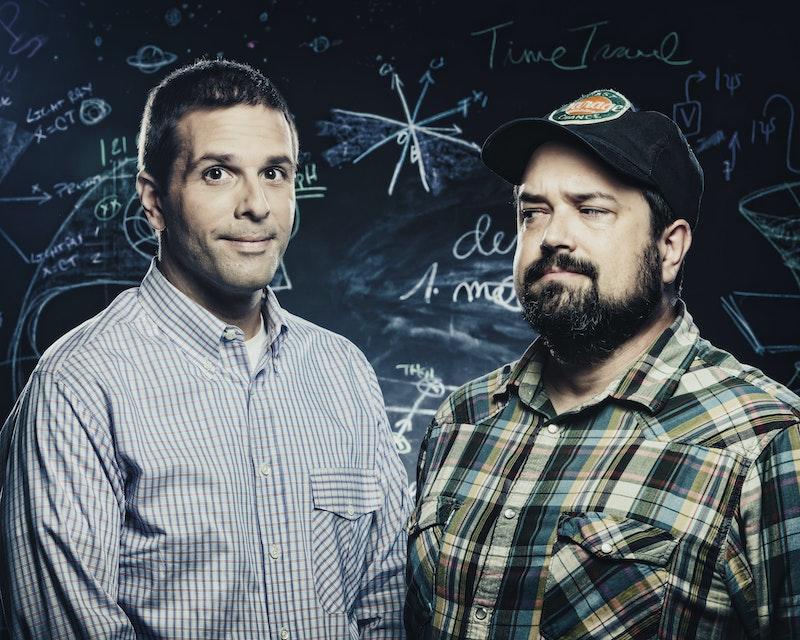Josh Clark and Chuck Bryant