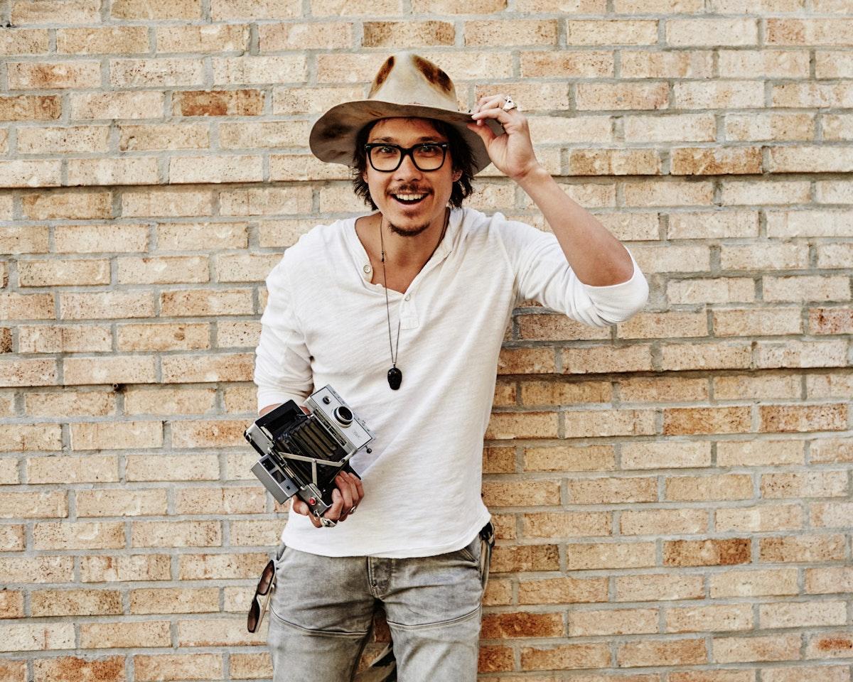 Nick Onken acredita na criatividade dos seres humanos