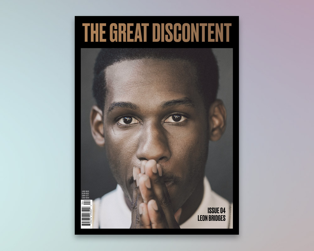 TGD Issue 4: Leon Bridges